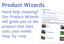NEW Product Wizards