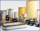 Oil, fuel, cab, air and hydraulic tractor filters