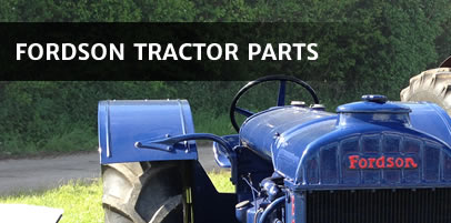Fordson Tractor Parts