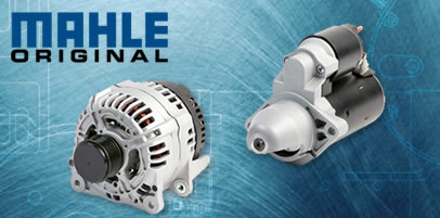 MAHLE Original Alternators and Starter Motors