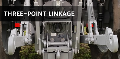 Three-point linkage - categories and fittings