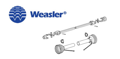 Weasler PTO Shafts