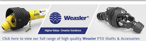 Weasler Pto Shaft : Weasler pto shafts and accessories malpasonline