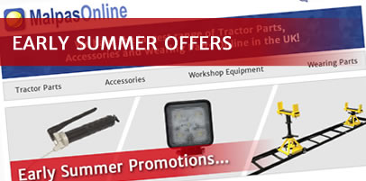 Early Summer Offers