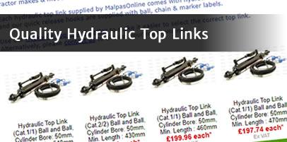 Quality Hydraulic Top Links