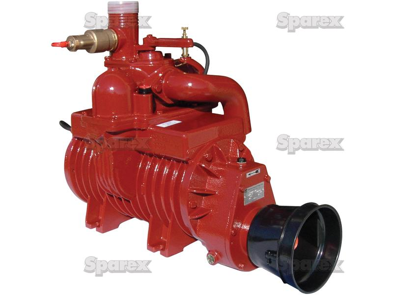 Battioni Pagani Mec 8000 M Cardan Shaft Vacuum Pump | 540 r p m