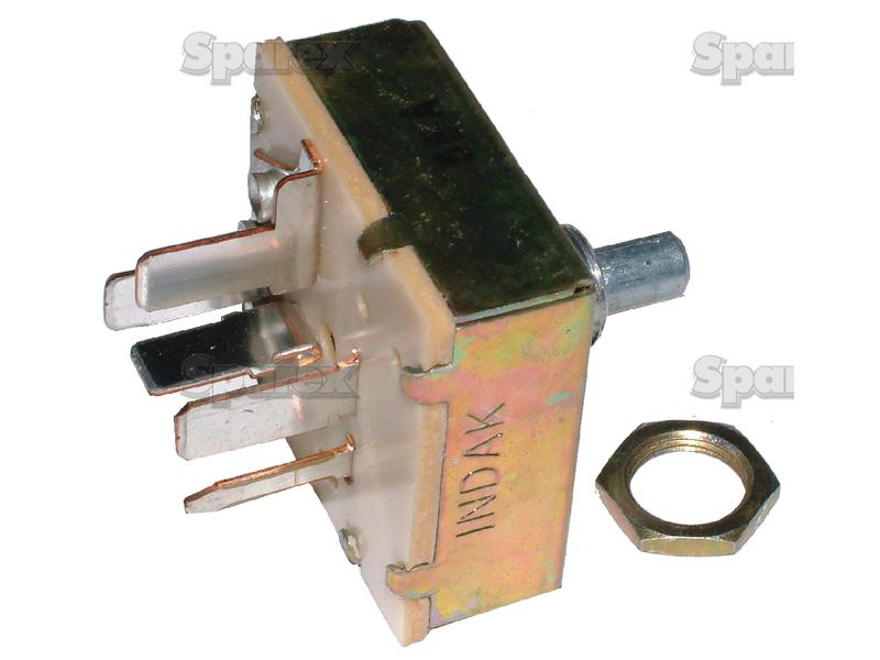 International Harvester Air Conditioner : S blower switch for case ih landini mccormick