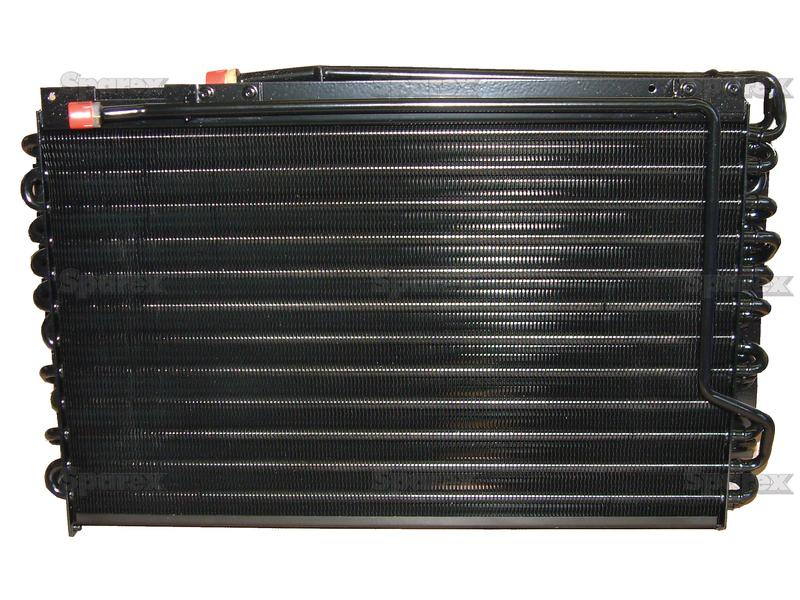 International Harvester Air Conditioner : S condenser for case ih ford new holland steyr