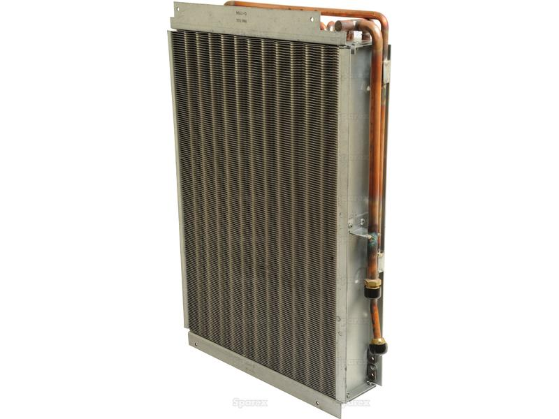 International Harvester Air Conditioner : S condenser for case ih ford new holland