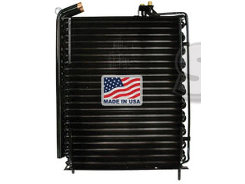 Tractor Air Conditioning : S condenser for john deere series uk