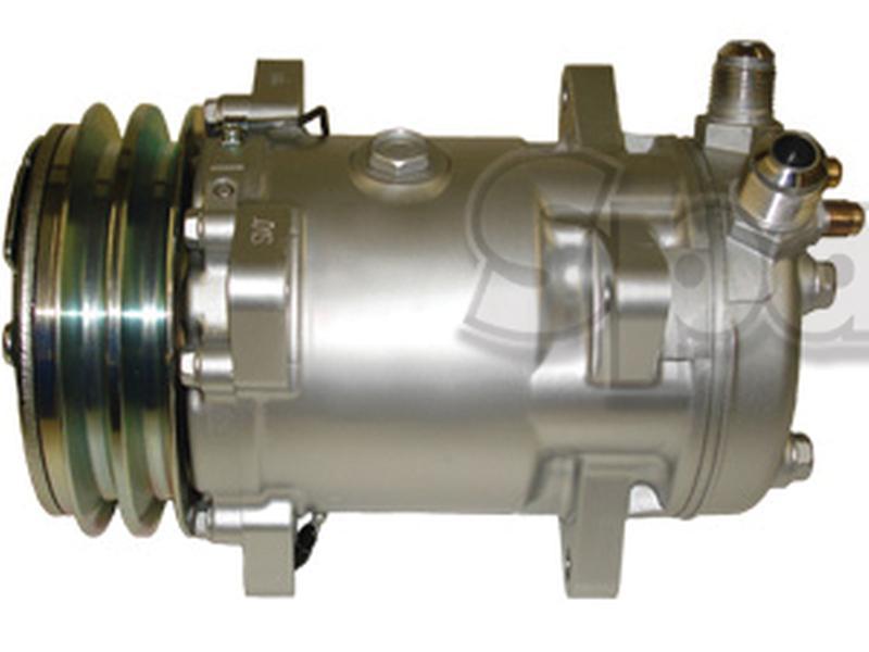 International Harvester Air Conditioner : S compressor sd for case ih david brown