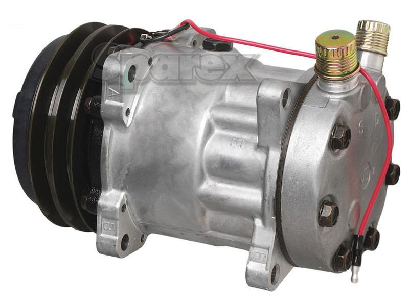 International Harvester Air Conditioner : S compressor sd hd for case ih landini massey