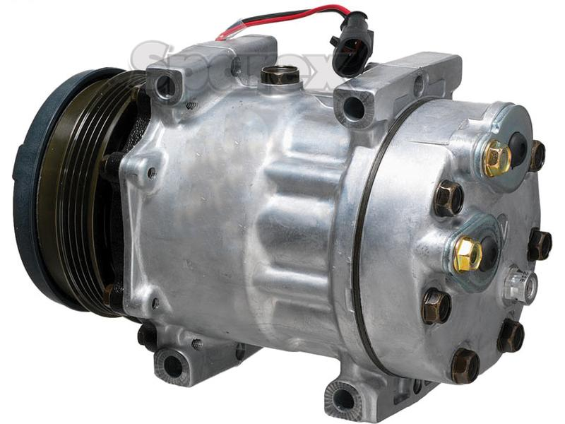 International Harvester Air Conditioner : S compressor sd h for case ih ford new holland