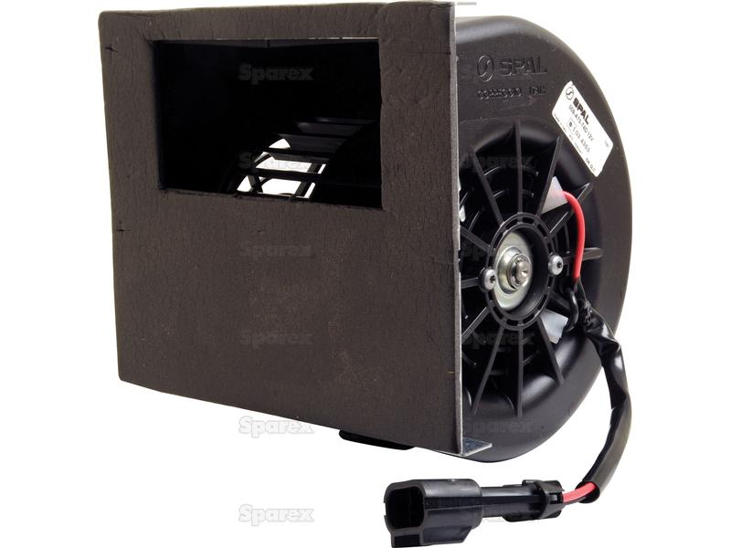 s 106810 single assembly blower motor for john deere al110881 single assembly blower motor