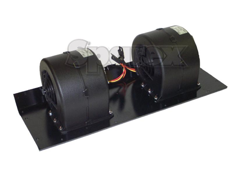 Complete assemble blower motor for ford new for Home ac blower motor replacement cost