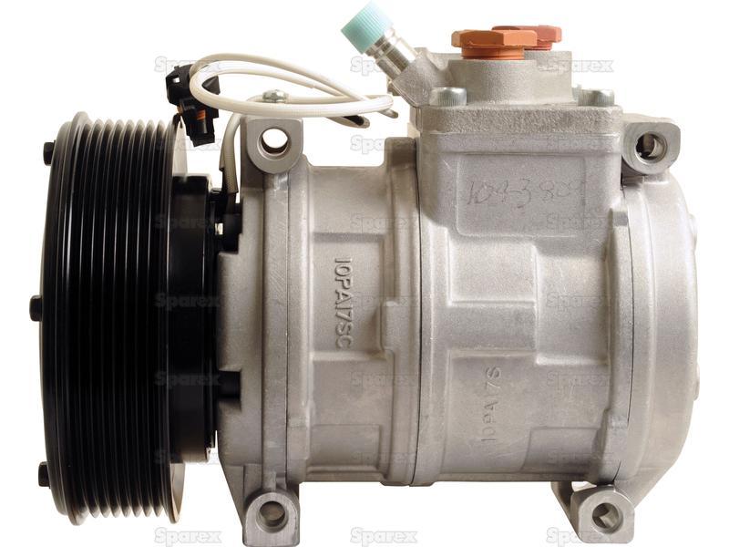 S compressor with manifold john deere