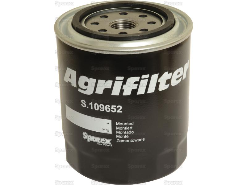 Oil Filter - Spin On - for Case IH, Fendt, Kubota, Renault, Steyr, Coopers  (Filters), Crosland Filters, Deutz-Fahr, Donaldson Filters, Fleetguard,