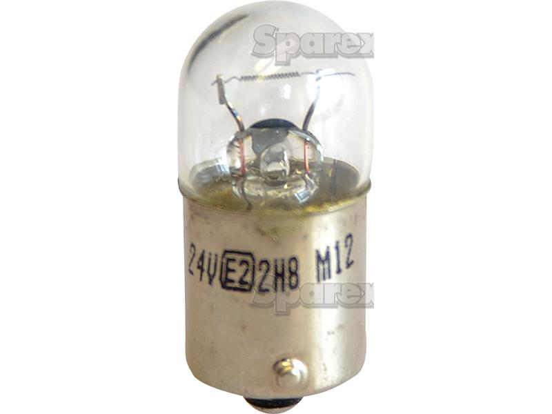 Case Ih D25 Headlight Bulb : S side indicator bulb v w watts ba base