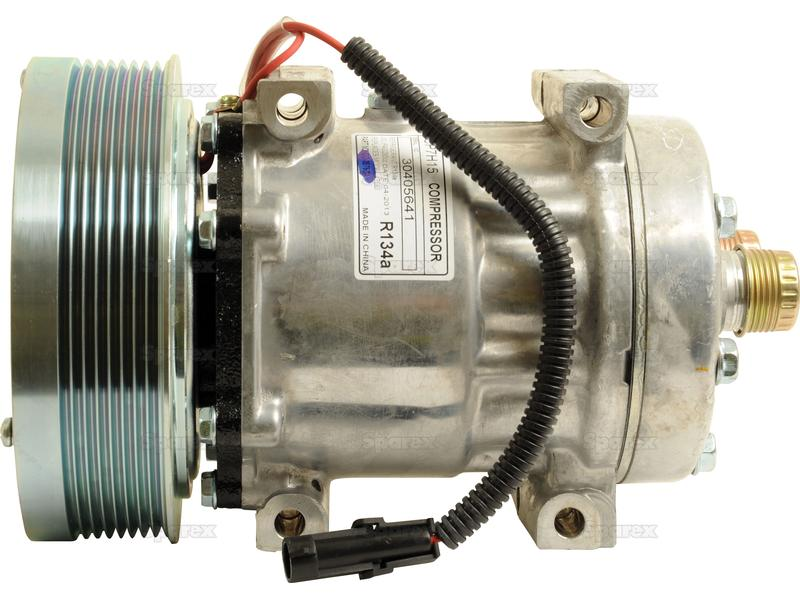 International Harvester Air Conditioner : S compressor sd h hd for case ih ford new