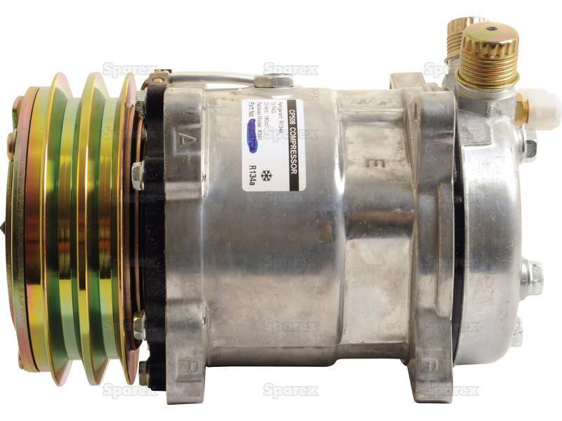 International Harvester Air Conditioner : S compressor sd case ih international