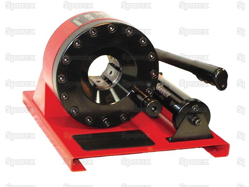 Hydraulic Hose Swaging Machine - BS16H 1/4-1 ...  sc 1 st  MalpasOnline & S.112561 Hydraulic Hose Swaging Machine - BS16H 1/4-1 | UK Supplier