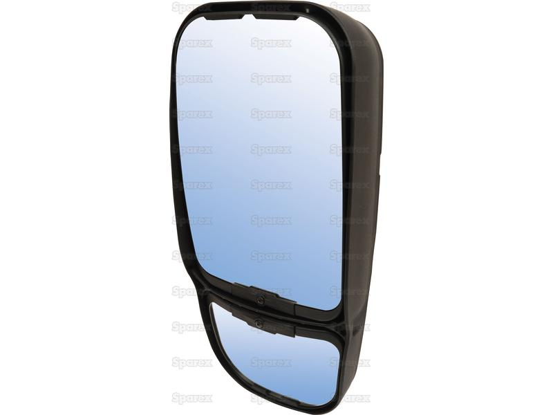 Mirror For Tractor : S mirror head rectangular heated v