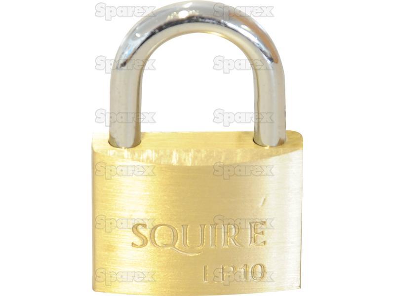 S squire solid brass leopard range padlocks