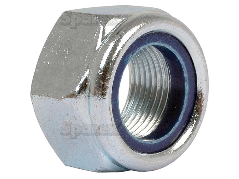 Self Locking Nut >> Metric Self Locking Nut Size M20 X 1 50mm Din 985 Metric Fine