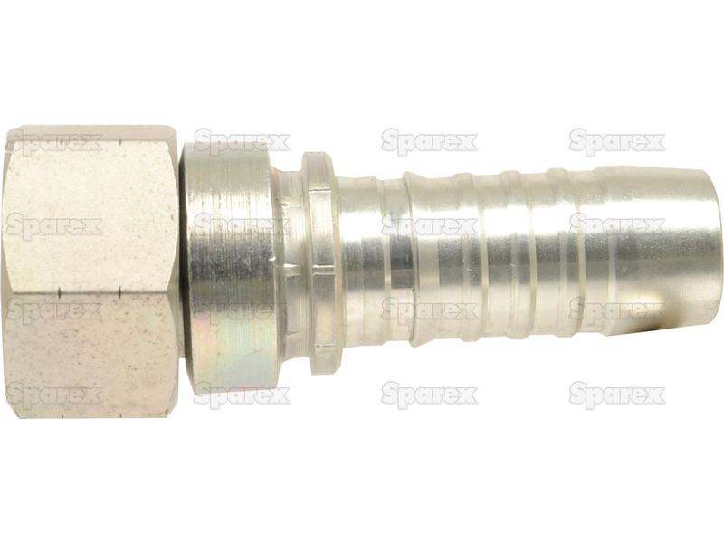 Gates BSP 60° Hose Insert 5/8'' x 5/8'''' Female Straight Swivel