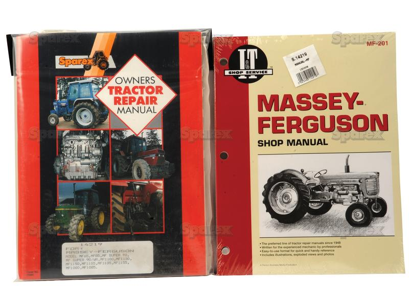 massey ferguson 65 repair manual