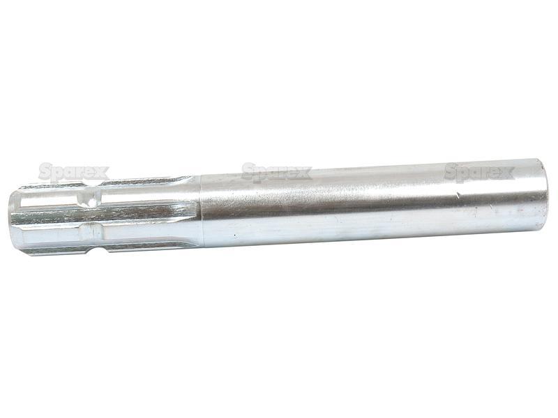 Pto Splined Shafts : S pto splined shaft one end quot spline