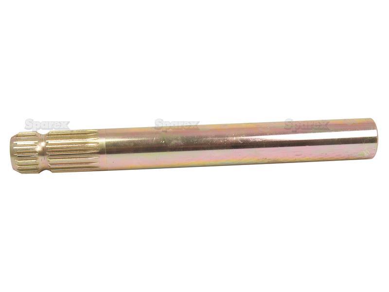 Pto Splined Shafts : S pto splined shaft one end spline