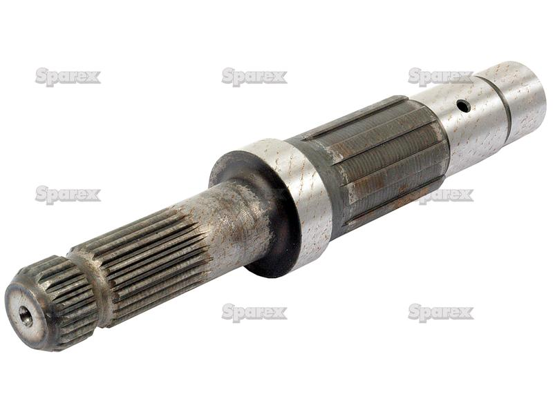 Ford Tractor Pto Shaft : S transmission pto output shaft for ford new holland
