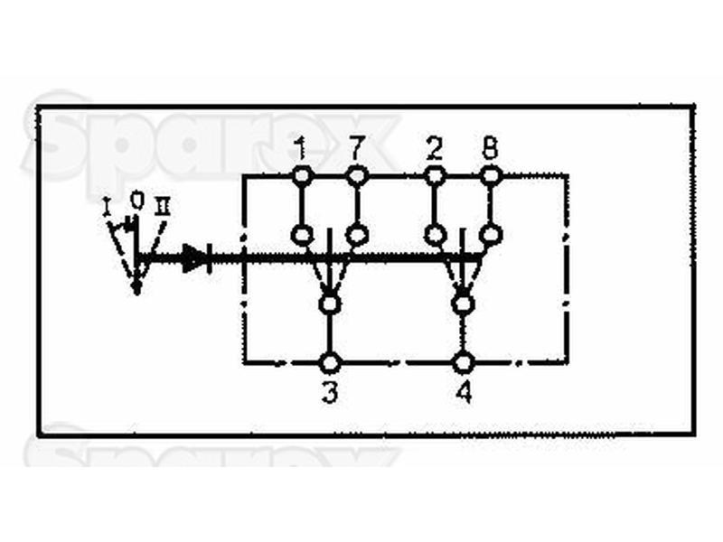 s 18157 rocker switch  1   2   for valmet  u0026 valtra  32276400