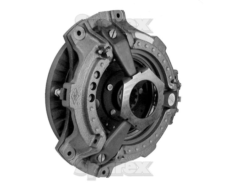 Tractor Clutch Assembly : S case ih b tractor model clutch