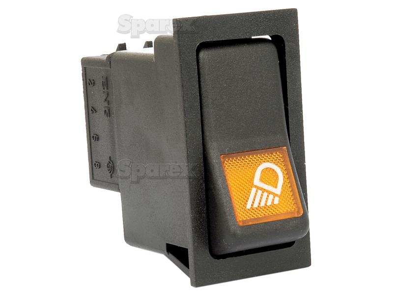 Tractor Front Work Light Rocker Switch Kit Case Ford New Holland Massey Tractor