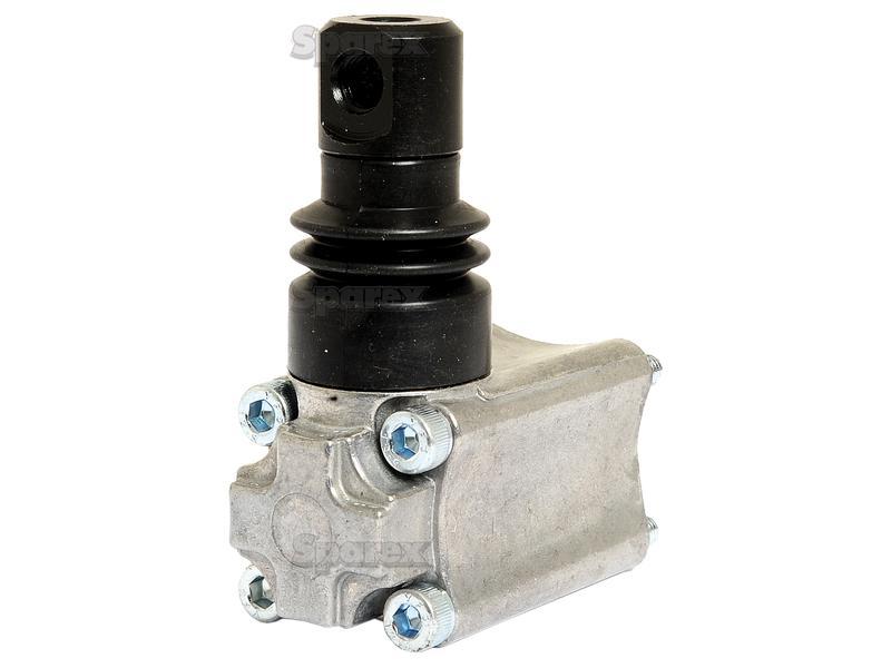 Hyd Control Valve Lever Knobs : S hydraulic monoblock valve lever box uk supplier