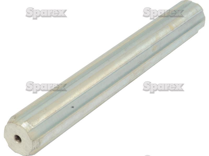 Pto Splined Shafts : S pto splined shaft full length  spline