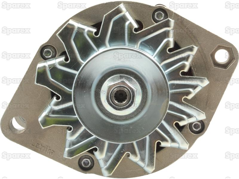 Alternator (Mahle) - 14V, 55 Amps for Deutz-Fahr, Fiat, Ford New Holland, on