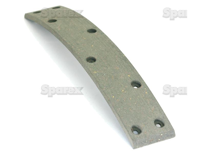 Brake Shoe Thickness In 32nds : S brake lining kit shoe length mm for massey