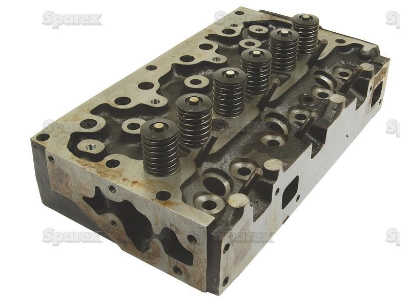 Cylinder Head Assembly : S cylinder head assembly for landini leyland
