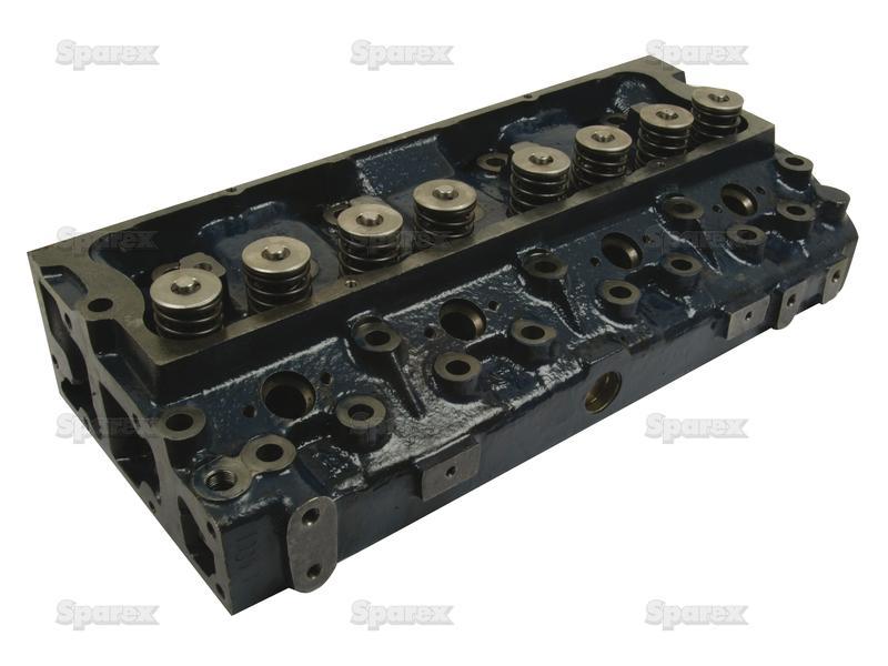 Cylinder Head Assembly : S cylinder head assembly for landini massey