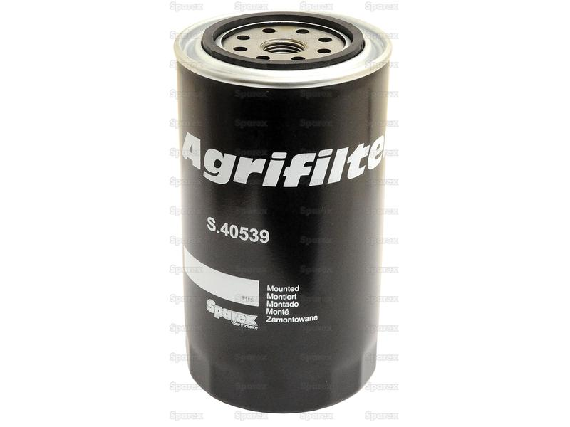 Oil filter spin on type for case ih ford new for Types of motor oil