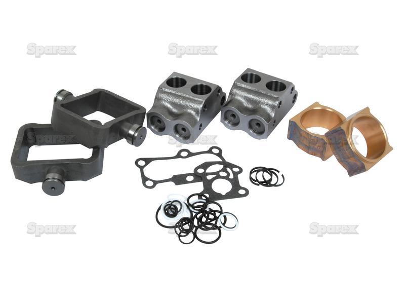 Hydraulic Repair Kit : S hydraulic pump repair kit for landini massey