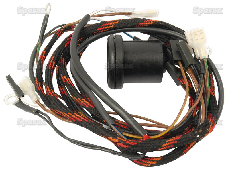 s 41170 wiring harness for massey ferguson perkins lucas based in uk