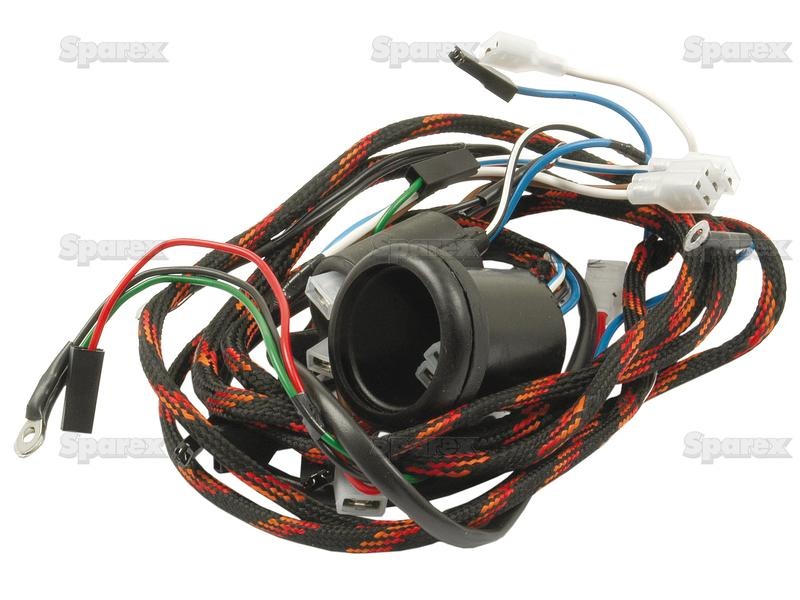 s 41171 wiring harness for massey ferguson perkins lucas based in uk