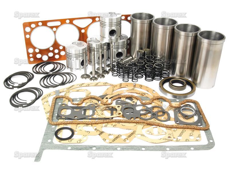 Engine Overhaul Kit Fits 23C 4 Cyl Diesel Engine for Massey Ferguson