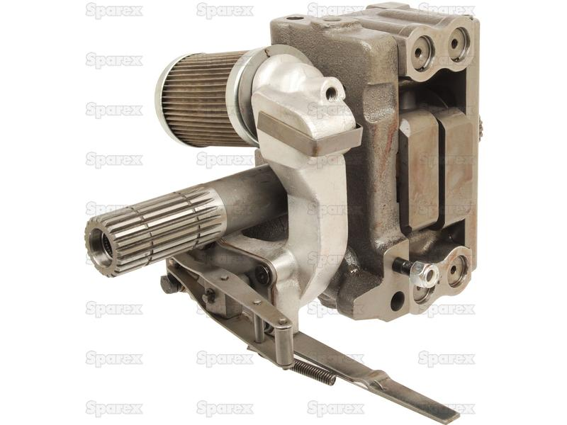 Landini 30/Lge Series & Massey Ferguson 200/300/600   Series Hydraulic Pump
