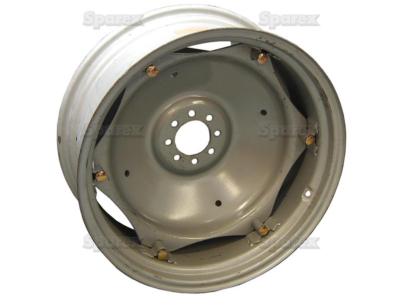 Rear Tractor Rims 15 In : S wheel assembly rear  loops for david