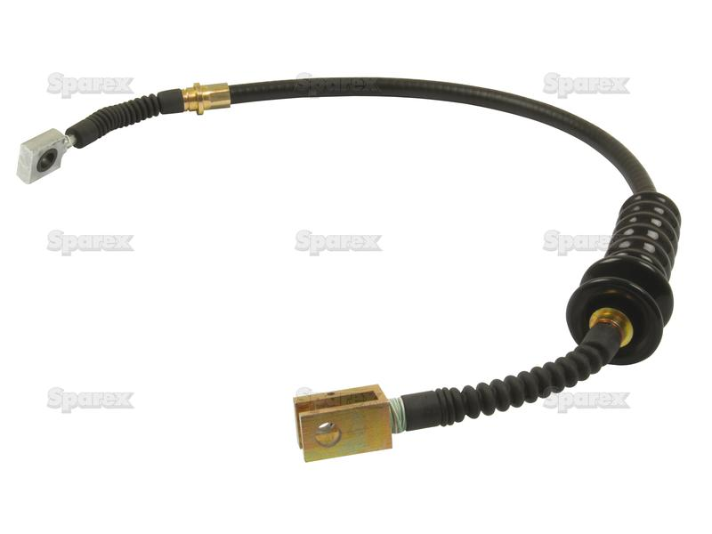 Tractor Clutch Cable : S clutch cable total length mm outer